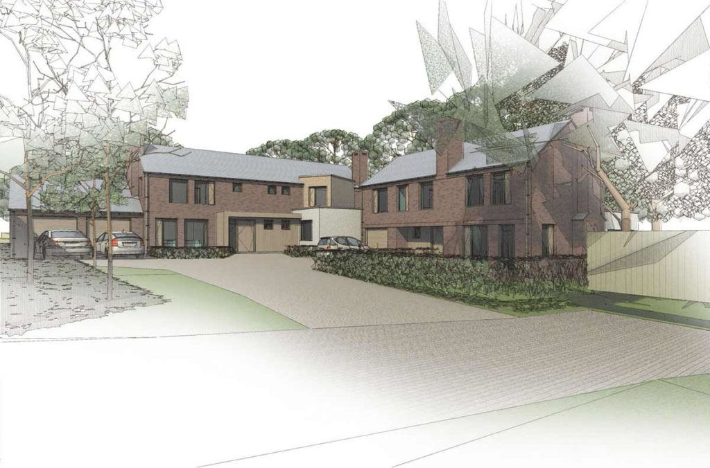 New Houses Inkberrow