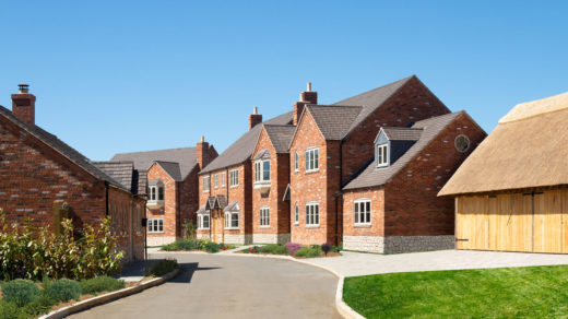 Ettington Housing Development